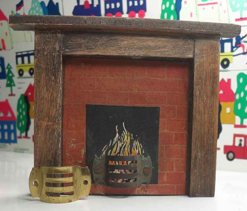 Triang Fireplace