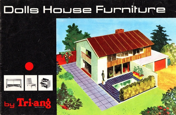 Vintage Doll House Catalogues Shed On The Pond S Blog
