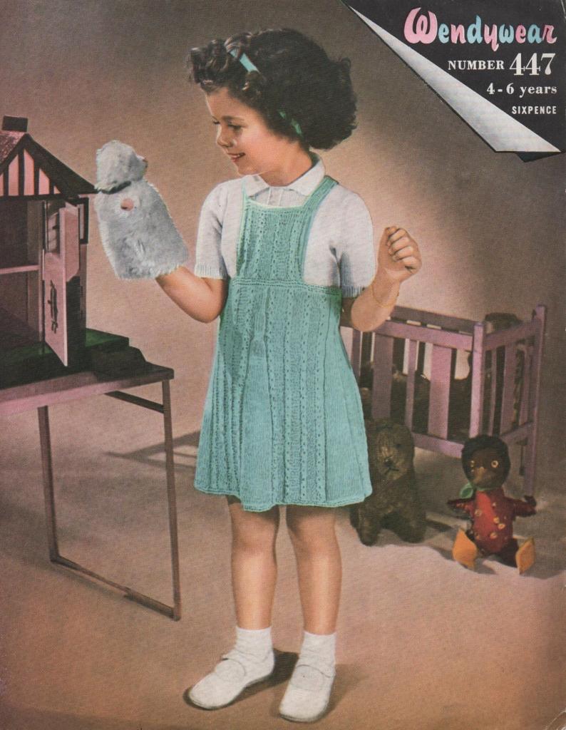 Triang Knitting Pattern