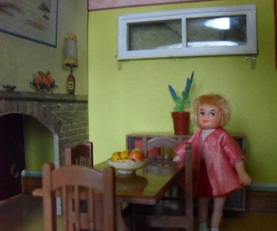 Jenny in Bungalow