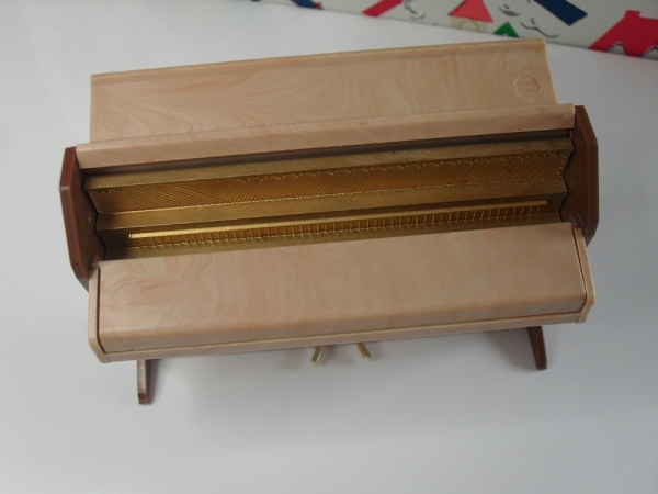 Piano and Stool 1045